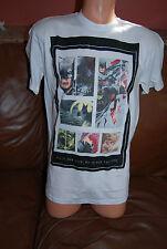 New Men's Batman Limited Edition Ecko Unltd White For the City T Shirt  M