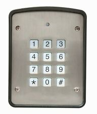 Dolphin Wireless Or Hard Wired Keypad Compatible Multicode 300MHz 3089-3060-4020