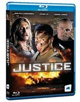 JUSTICE - BLU RAY