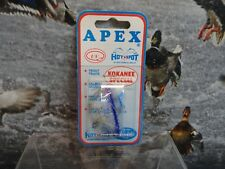 "Apex Hot Spot Trout Salmon 2"" Fishing Lure 131K NEVER OPENED"
