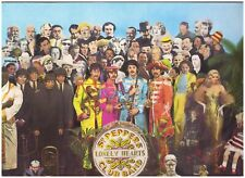 The Beatles , Sgt. Pepper's Lonely Hearts Club Band ( LP )