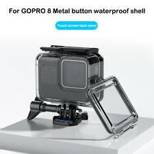 Underwater Waterproof Case Diving Shell Cover Housing For Gopro Hero 8 Camera