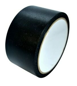 ECONOMY BOOK SPINE REPAIR TAPE - BLACK - 48mm x 10m roll