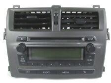 86120-52B00 AUTORADIO CON LETTORE CD SUBARU TREZIA 1.3 73KW 5P B 6M (2011) RICAM
