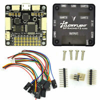 NEUE! Deluxe SP3 Racing F3 Flight Controller Board Flugzeuge Quadcopter Drone