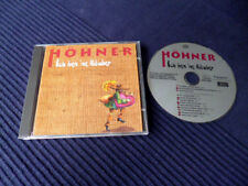 CD De Höhner - Ich Ben 'ne Räuber | 12 Lieder Karneval Köln 1979 Otto Hammer