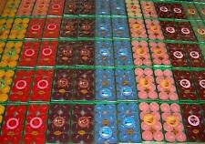 Teelichter Duftteelichter 384 Stück Duft Teelicht Kerze Duftkerze durchgefärbt