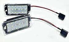 LED Kennzeichenbeleuchtung Module Megane Renault Clio III Twingo 2 Megane Laguna