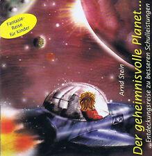 Dr. Arnd Stein - Der Geheimnisvolle Planet CD ( Bessere Schulleistungen ) Neu