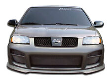 04-06 Fits Nissan Sentra Duraflex R34 Front Bumper 1pc Body Kit 100595