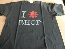 RED HOT CHILI PEPPERS - T-SHIRT CONCERT LIVE