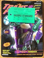 Hasbro Standard Prototype - Transformers G2 Ransack