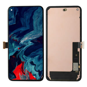 """OEM For Google Pixel 5 6.0"""" LCD Display Touch Screen Assembly Replacement Frame"""