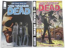 NEW 2013 Free Comic Book Day The Walking Dead + Image Firsts The Walking Dead #1