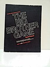 The Big Brother Game by Kensington Publishing Corporation Staff and Scott French