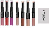 L'Oreal Paris Infallible 24HR 2 Step Lipstick