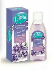 Floella Lavender CONCENTRATED DISINFECTANT - KILLS 99.9% of BACTERIA