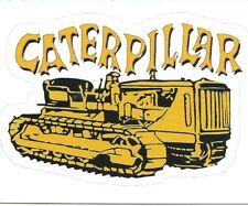 CATERPILLAR TRACTOR Sticker Decal