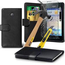 Fundas con tapa Huawei piel para teléfonos móviles y PDAs