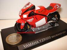 MOTO YAMAHA YZR 500 N° 3 MAX BIAGGI 2001 au 1/24°