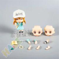 Nendoroid Cells at Work! Pletelet Q Ver. PVC Figure Toy 9cm New in Box