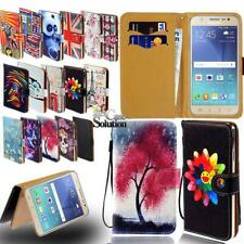 Flip Leather Wallet Stand Cover Phone Case For Samsung Galaxy M10 M20 M30 M40