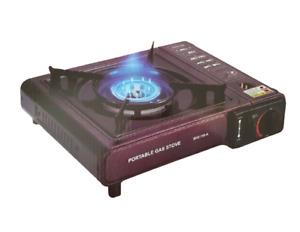 Portable Gas Cooker (Camping Butane Gas Mini Stove Single Burner)