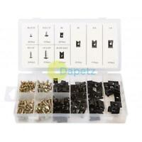 U-clip Assortment Set With Screws. Spire Speed Clip Fasteners. U Clips & Screws