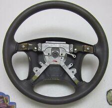 95 96 SEBRING COUPE AVENGER STEERING WHEEL GREY USED CAR 2.5L ENGINE MOTOR OEM