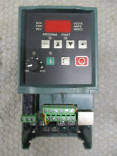 Reliance Electric 6MD100P2 P/N 6MDVN-1P5101 AC Drive .2kW/.25HP 120VAC *Tested*
