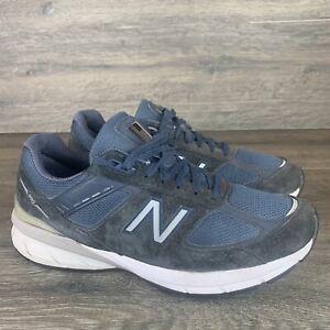 New Balance Men's Running Shoe 8.5 D Blue Navy M990NV5 USA Made Sneakers