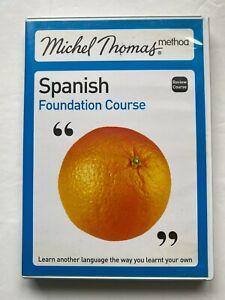 Michael Thomas Spanish Foundation 2 x CD Review Course Hodder Education Language