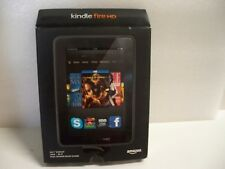 "Kindle Fire HD,    7"" Tablet,    UPC: 848719003789"