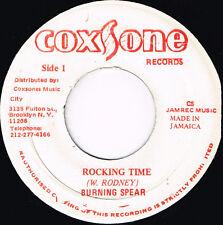 BURNING SPEAR - ROCKING TIME (COXSONE) 1973
