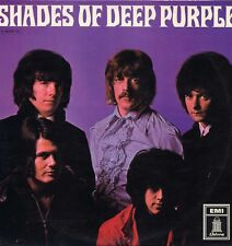 "DEEP PURPLE ""SHADES OF"" ORIG GER 1968/69 (2nd Press)"