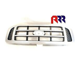 FOR FORD COURIER PG/PH UTE 02-06 FRONT GRILLE, CHROME & BLACK