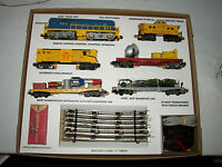 AMERICAN FLYER 20525 DEFENDER SET BOX AND NSERTS ONLY LESS TRAINS OR CARS