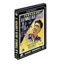 La Table Aux Crevés --DVD--Fernandel