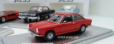 KESS MODEL 1/43 Fiat 124 SPORT COUPE' 1967 RED  KE43010110