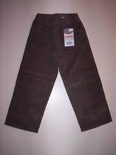 Pantalones casual Goodies Nortons niño bolsillos terciopelo costilla 3 4 años