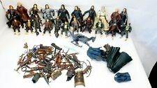 Lord of the rings action figure Huge Job Lot Toybiz