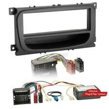 Ford Galaxy from 07 1-DIN Radio Set Canbus Adapter Radio Faceplate