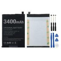 DOOGEE Y8 3400mAh Batería interna repuesto