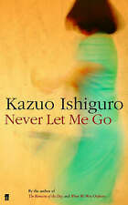 """""""AS NEW"""" Ishiguro, Kazuo, Never Let Me Go, Hardcover Book"""