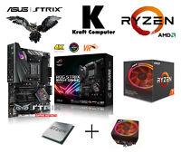 PC Bundle AMD Ryzen 7 2700X (8x4,3GHz) + ASUS ROG STRIX B450-F Gaming + NEU/OVP