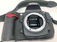 Nikon D300 CORPO MACCHINA E CARICABATTERIE