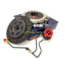 LAND Rover Freelander 1 TD4 NUOVO Complete Kit Frizione, Slave Cilindro & Cuscinetto