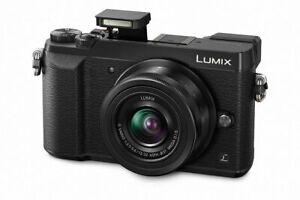Panasonic Lumix DMC-GX80 mit 12-32 + 1,7 / 25mm Objektiv Neuware  GX 80 schwarz