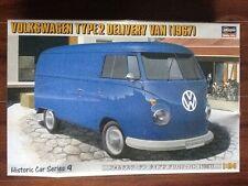 HASEGAWA 1/24 Volkswagen Type 2 Delivery Van (1967) Kit # 21109  FACTORY SEALED