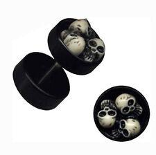 Faux Oreille Crâne Acrylique Piercing UV